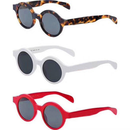 Wholesale Hip Sunglasses - Latest fashion sunglasses 0990 retro circular frame Hip-hop popular street style trendy glasses top quality with original box