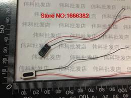 Wholesale Mini Watt - Wholesale- 2PCS LOT MP3MP4MP5 speaker mini speaker 1206 8 Europe 1 watt 1W8R 12 * 6 * 3MM