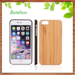 Wholesale Cheap Galaxy Phone Cases - Cheap Price for iphone 7 6 6s plus wooden case, mobile phone real wood hard case For Samsung Galaxy S5 S6 S7 Eedge