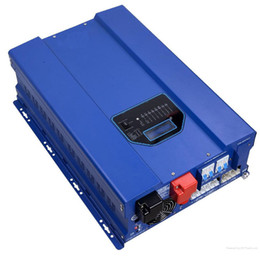 Wholesale Home Power Inverter - Low Frequency 24V 48V 5000W Off-grid DC AC Hybrid Inverter Charger for Home Solar Power System