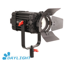 Wholesale fresnel lights - 1 Pc CAME-TV Boltzen 60w Fresnel Fanless Focusable LED Daylight