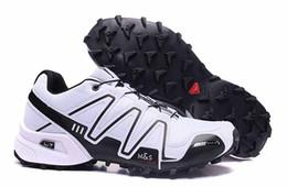 Wholesale Road Shoes Winter - Speedcross 3 shoes Men Summer sports Hiking waterproof Outdoors off-road running shoes Speedcross III 1s Sneakers