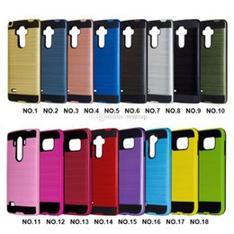 Wholesale Iphone Beat Case - For ZTE Z963U Z981 iPhone 7 6 Beat Newest 2 in 1 Hybrid Armor Case Hard Defender Mars Back Cover