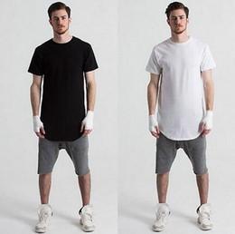 2019 camiseta swag nuevo Nuevos hombres extendidos t shirt palangre hip hop camisetas mujeres justin bieber swag ropa harajuku rock camiseta homme envío gratis rebajas camiseta swag nuevo