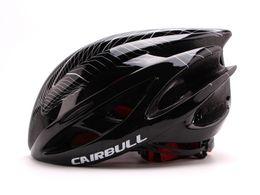 Wholesale Mountain Bike Women Helmets - CAIRBULL 2017 Cycling Helmet Ultralight Road Racing Bike Helmet Men Mountain Bicycle In-Mold 22 Vents Women Cycling Helmet#C002
