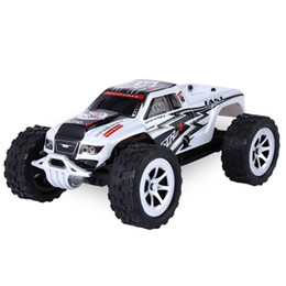Wholesale Brush Motor Bike - 1 24 Scale RC Cars Racing 2WD Dirt Bike Car High Speed Remote Control Racing Car