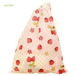 Wholesale Happy Travels - Wholesale- OCARDIAN Happy Gifts Fashion Five Colors Printing Shoes Bag Portable Travel Storage Pouch Drawstring Dustproof High Quality