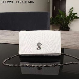 Wholesale Pattern Lock - Latest small crossbody Women fashion casual bags 24*15*5cm crocodile snake two pattern leather to choose absolutly good quality and prices