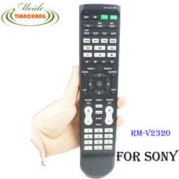 2019 componentes de control remoto Venta al por mayor-original SISTEMA RM-VZ320 control remoto universal de aprendizaje 7 componentes compatibles TV para SONY componentes de control remoto baratos