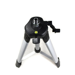 "Уровневая камера онлайн-Freeshipping 5 8"" 120cm laser level tripod laser professional carbon for laser level aluminum Adjustable camera Tripod"