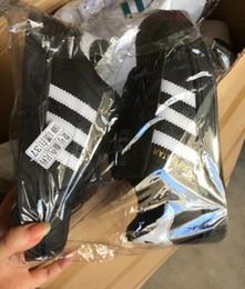 Wholesale Dress Classic Shoes Men - new arrival kanye west calabasas powerphase men women Classic Triple black white Casual Shoes sneakers athletics Shoes size36-45