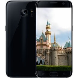 Wholesale Android Mini Arabic - Goophone S7 mini shown 4G LTE android 6.0 Smartphones 1G RAM 4G ROM metal frame 64bit Dual sim unlocked 3G cell Phoe