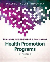 Wholesale Electronics Books - Health Promotion Programs 978-0134219929 2017 new book
