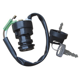 Wholesale Quad Switch - 2 WIRE QUAD ATV IGNITION SWITCH, 2 KEYS FITS: YAMAHA BLASTER YFS 200 88-06