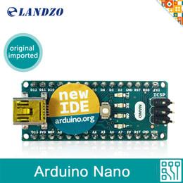 Wholesale Wifi Pci E - arduino Nano 3.0 controller compatible with nano CH340 USB dirver