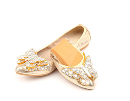 fabric eggs UK - Fashion dress shoes women soft oxford zapatillas mujer rhinestone egg rolls casual pointed toes ladies shoes flat heel zapatillas superstar