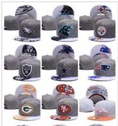 Wholesale Cheap Sports Teams Snapback Hats - Cheap 2017 newest style fashion Cotton Men Baseball Cap All Football Team Snapback Outdoor Sport bone Basketball Hat Mix Order free shipping