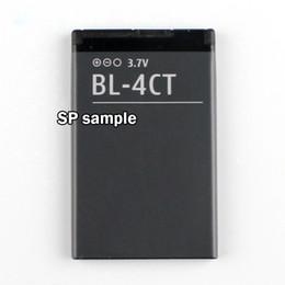 Wholesale X3 Battery - New Rechargeable Li-ion Battery For Nokia 5310 6700s 7310c 5630 7230 X3 7210s BL-4CT 860mAh Batteria Batterie Batterij
