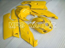 Vendita calda Motociclo 03 04 Carenatura per Ducati 749/999 2003 2004 Kit plastico per iniezione in plastica ABS da
