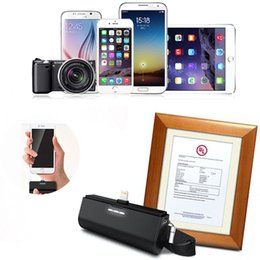 Wholesale External Battery Retail - Wireless Mini Power Bank Portable Phone External Battery Charger for iphone 7 IOS Samsung Android HUAWEI LG XIAOMI OPPO Retail Package
