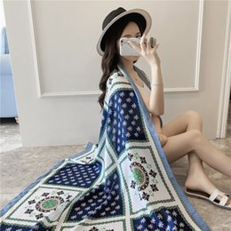 Wholesale Bali Dot - New outfits with scarves wild shawl spell color encryption Bali yarn fashion scarves