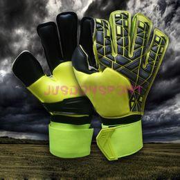 Wholesale Plain Viscose - Predator Allround Latex Soccer Professional Goalkeeper Gloves Goalie with fingersave FootballBola De Futebol Gloves Luva De Goleiro