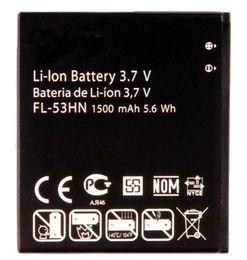 Wholesale Lg Optimus 2x - ALLCCX high quality real capacity battery FL-53HN for LG Optimus 2X SU660 P920 P993 P990 P920H P925 P929 P999