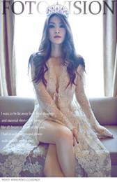 Wholesale Women Cotton Dress Pregnant - Royal Style Maternity Photography Props Long White Lace Dress For Photo Shoot Clothes for Pregnant Women Fancy Pregnancy