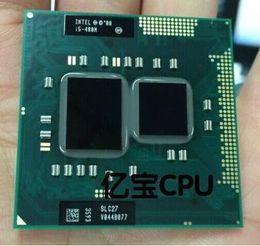 Wholesale I5 S - Wholesale- i5 480M i5-480M 2.66G 3M 2.5GT s Socket G1 SLC27 PGA 988 Mobile Processor CPU