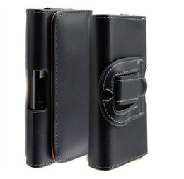 Wholesale Cell Phone Clip Holsters - Universal Many Models cell phone holster belt clip case for For Huawei P8 P9 P10 Plus Mate 9 iphone 7 4.7inch 5.5inch Smartphone bags