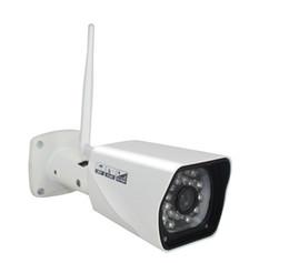 Wholesale Security Camera Wireless Mega Pixel - Wifi Camera IR Security IP Camera Outdoor H.264 2MP ONVIF 2.0 Mega 3.0 Mega pixels CMOS lens Bullet Camera
