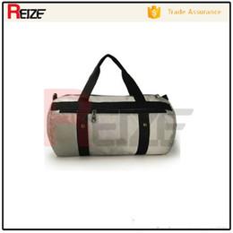 Wholesale Customised Bags - REIZE wholesale Customised Huge capacity Fitness beach luggage Shoulder bag multifunctional duffle handbag