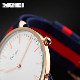 Wholesale Wholesale Rose Gold Mesh Bracelets - Brand Rose Gold Luxury Slim Bracelet Ladies Casual Business Waterproof Clock Women Dress Stainless Steel Mesh Quartz Watch