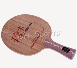 Wholesale Dhs Blades - Wholesale- Original DHS Dipper DI-RT (DI RT) table tennis blade DHS blade Pingpong blade for table tennis racket