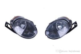 Wholesale H8 12v 55w - 12V 55W Car Fog Lamps Fog Lights For VW Passat B6 3C 2006 2007 2008 2009 2010 2011 3C0941699B 3C0941700B Car Styling #P92
