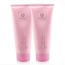 Wholesale Body Scent - wholesale DHL 24pcs Malaysia Designer Collection 200ml Romantic perfume hand body lotion Cream Popular Beauty body Products