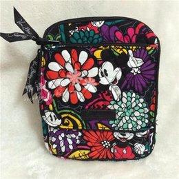 Wholesale Wholesale Floral Cross - 2 pack VB Mickey Meets Birdie Mini Hipster Crossbody Bag Shoulder Bag l Messenger