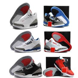 Wholesale Thanksgiving Basketball Shoes Discount - high quality retro 3 Cyber Monday mens basketball 3s New arrival sneakers discount wolf grey athletics sports shoes mens shoe size 8-13