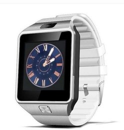 Wholesale Gps Kids Cellphones - DZ09 smart watch card Bluetooth mobile phone support foreign trade sales octa core google cell phone blackview redmi cellphone