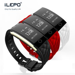 Wholesale S2 Original - Original S2 Smart Wristband Bluetooth 4.0 Wrist Band Heart Rate Monitor Sport IP67 Waterproof OLED Smartband Bracelet for Android IOS