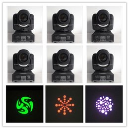 led spots china with best reviews - 6pcs lot dmx china spot led mini moving head moving head led 30w with flight case
