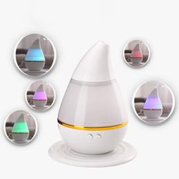 ione umidificatore a ultrasuoni Sconti All'ingrosso-2016 Prezzo più basso USB LED Umidificatore d'aria Bruciatori di incenso Olio essenziale Aroma terapia ad ultrasuoni Diffusore