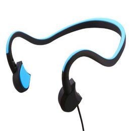 Wholesale Waterproof Ear Phone Hooks - streamline design waterproof bone conduction fone manos libres bluetooth oreja stereo IPX4 waterproof in clip design in 3 colors