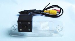 Wholesale Camera Rear For Kia Sorento - Factory For Hyundai Elantra Accent Tucson Veracruz Terracan KIA Carens Sorento Borrego Car Rear View Camera hd Camera 600TVL