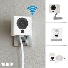 Wholesale Ip Cam Zoom - 32GB Original Xiaomi Xiaofang 110 Degree F2.0 8X Digital Zoom Smart Camera IP 1080P WIFI Wireless Cameras Nanny Cam Night Vision DVR