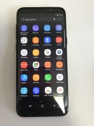 Wholesale Cellphone Displays - Full display 6.2inch HDC Goophone S8 Plus Unlocked Smartphone s8+ Octa Core 4GB RAM 64GB ROM Android 7.0 4G LTE Cellphones
