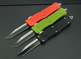 Wholesale High Performance Camp - Free shipping Troodon - The 616 Small Single Front whole blade, High-performance sharp action knife, Retail and wholesale
