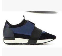 Wholesale Casual Nude Color Shoes - hot sell Luxury Brand Mens Women Casual Flats Running Shoe Lace-up Color Matching Male Breathable Sneakers Zapatos Hombre Chaussure 36-46