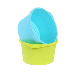 Wholesale Plastic Basin Tub - Feet Basin Plastic Massage Foot Tub Foot Care Tools Barrels Deepen Basin Massage PP Foot Tub Health Care Point Pelvic Floor