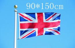 Canada Drapeau national du Royaume-Uni Décoration de la coupe du monde Jeux Olympiques Union Jack Royaume-Uni Drapeau britannique Angleterre Pays Drapeaux Bannière Offre